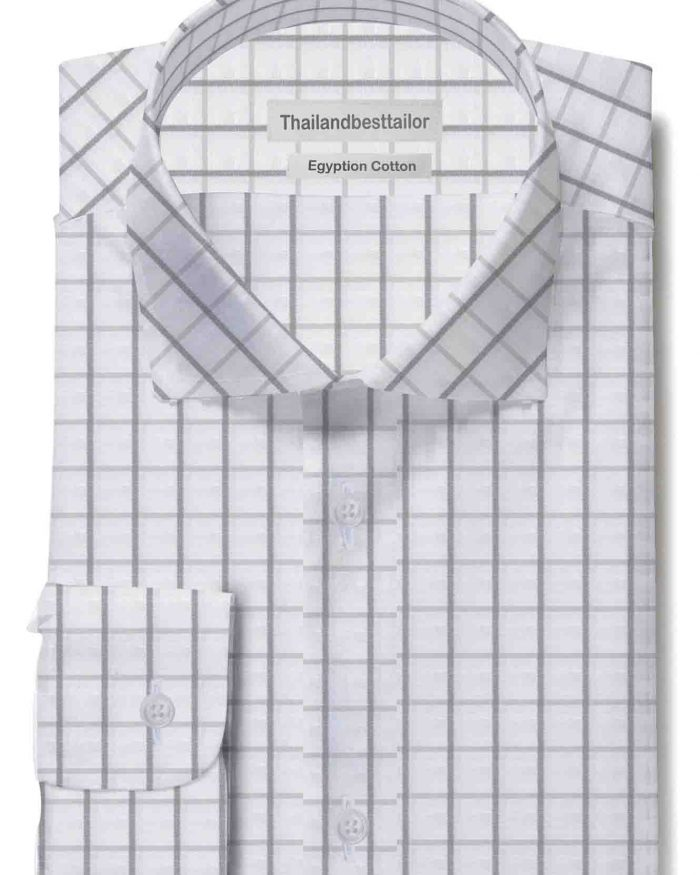 Best Quality Gray Check Shirts
