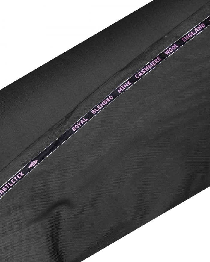 Mid Gray Suiting Fabric