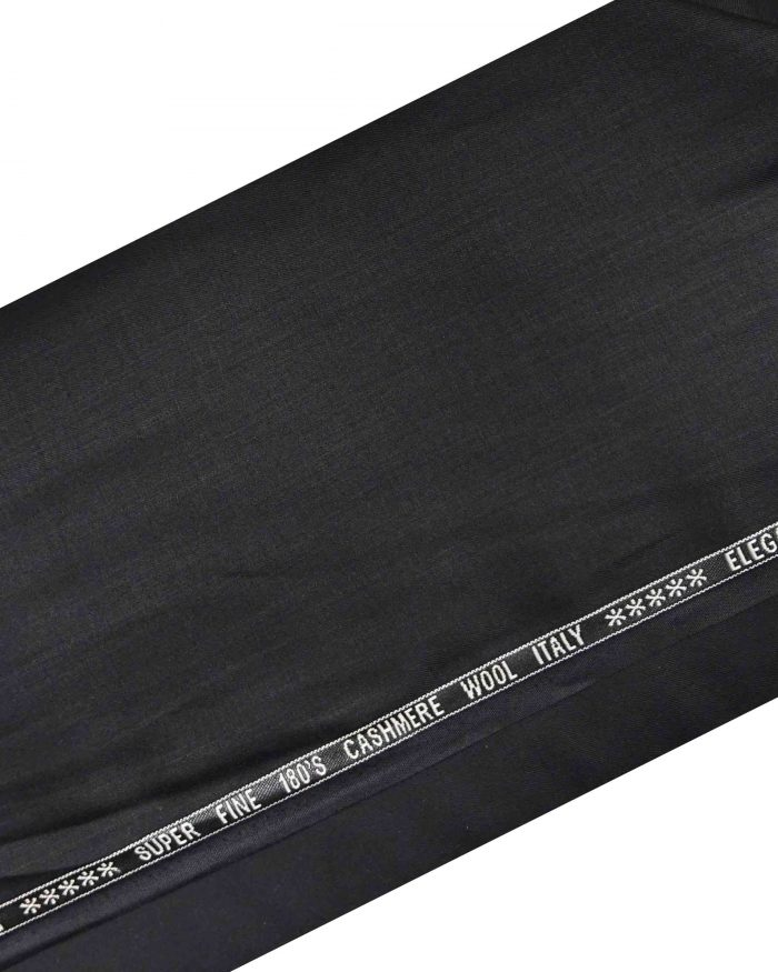 Charcoal Gray Suiting Fabric